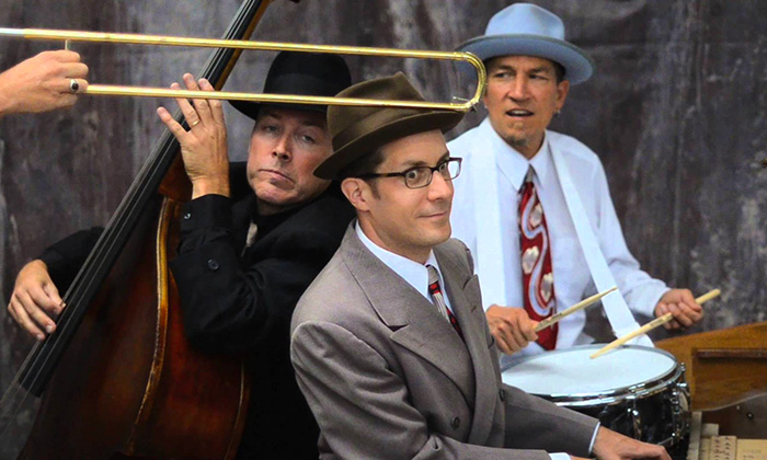 The Big Bad Voodoo Daddy photo