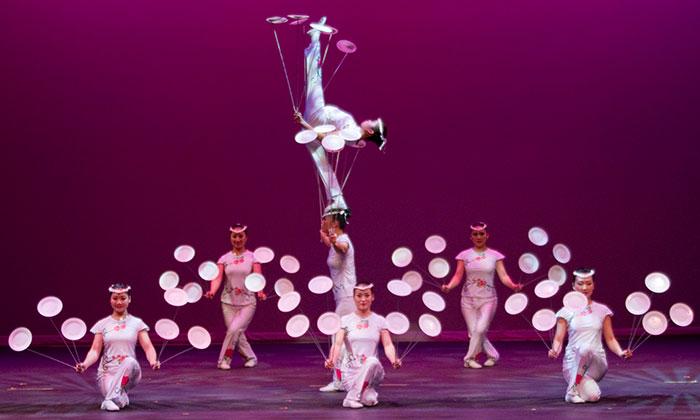 The Peking Acrobats photo