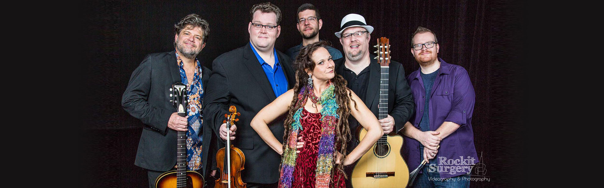 Annie Sellick and The Hot Club photo