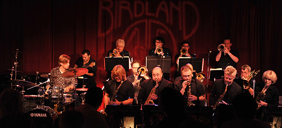 The Birdland All-Stars photo