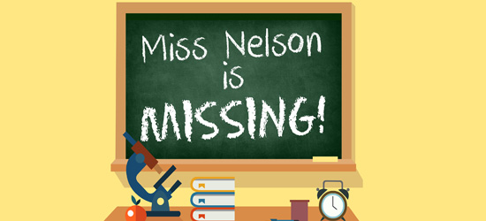 Miss Nelson is Missing! photo